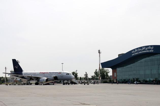 مشهد و اهواز تنها مقاصد پروازهای نوروزی فرودگاه رشت
