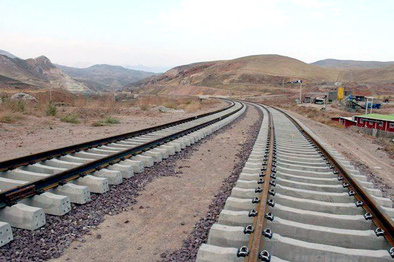 لزوم اتصال خطآهن بم-جیرفت به راهآهن سراسری