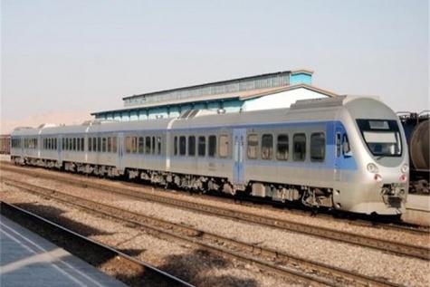 پیشرفت ۵ درصدی قطار حومهای هشتگرد در ۸ ماه