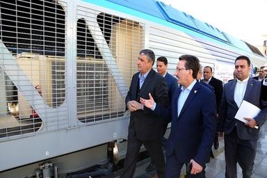 Railway fleet receives 243 new domestically-made wagons, locomotives