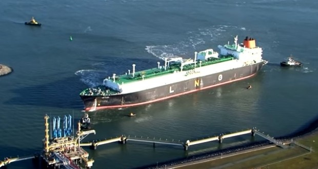 AG&P develops LNG import terminal in India