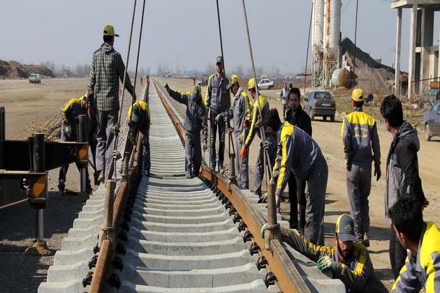 تامین سهم ۱۵ درصدی طرحهای ریلی از صندوق توسعه ملی