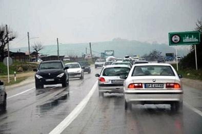 هشدار پلیس راه در خصوص لغزندگی محورهای خراسان جنوبی