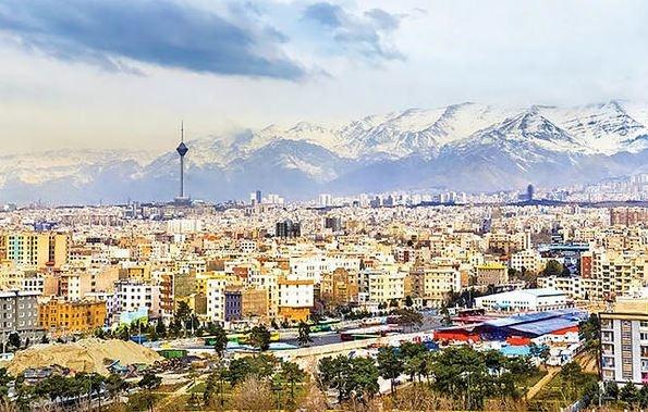 منشا بوی بد شب گذشته در تهران مشخص نیست