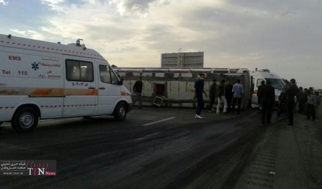 حوادثرانندگی جان ۱۹۹ نفر را در استان اردبیل گرفت