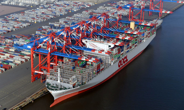 COSCO Upbeat on OOCL Despite $73 Million Loss in First Half