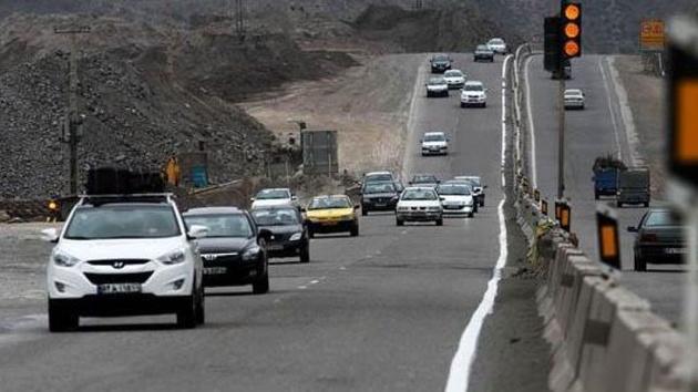 کاهش۰.۳ درصدی ترددهای برون شهری