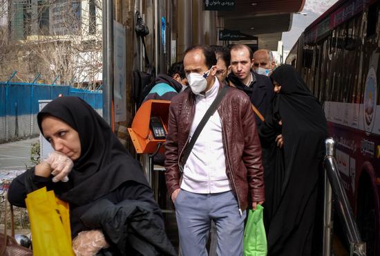 تصاویر| چهرهی کرونایی تهران