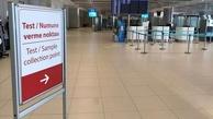 استقرار اکیپهای تست کرونا در فرودگاههای ترکیه