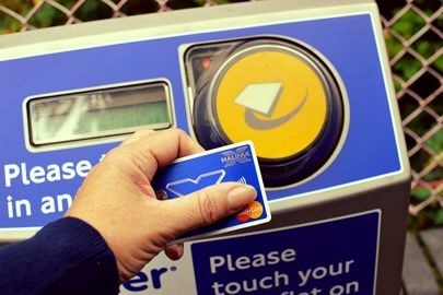 London's transport network completes one billion contactless payment journeys