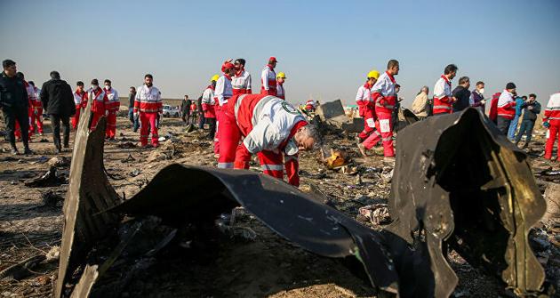 جزئیات پرداخت خسارت به بازماندگان هواپیمایی اوکراینی
