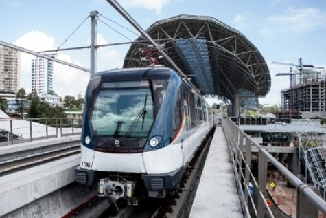 Alstom to supply Panamá City Line ۲ trains