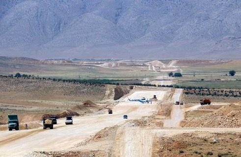 راهاندازی نهضت ساخت آزادراه در کشور