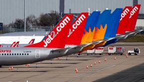 17 هزار هواپیمای پارک شده در فرودگاههای دنیا کی به آسمان برمیگردند؟