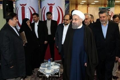 گزارش تصویری / مراسم آغاز عملیات اجرایی برقی سازی راه آهن مشهد - تهران