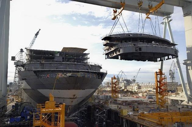 قرارداد هولدینگ VARD برای کشتیهای مسافری جدید قطعی شد