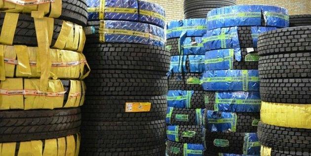 اعلام قیمت جدید انواع لاستیک خارجی برای خودروهای سواری در بازار- 10 مهر 99
