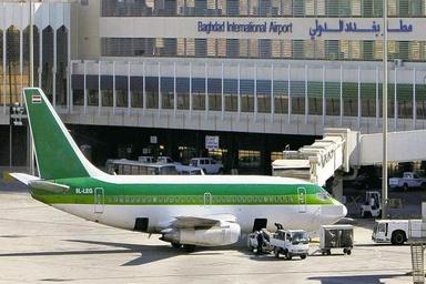 توقف پروازهای ایرانی به نجف/ پروازهای عراق برقرار است