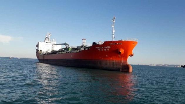رد ادعای احتمال آزادی کشتی کره ای