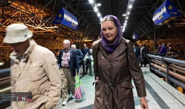 جاذبه توریستی ایران از نگاه لسآنجلس تایمز