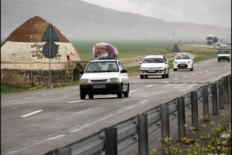 افزایش ۱۱ درصدی تردد وسایل نقلیه در جادههای هرمزگان