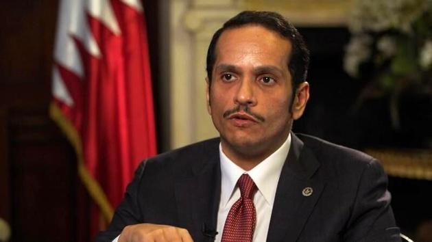 وزیر خارجه قطر به تهران سفر می کند