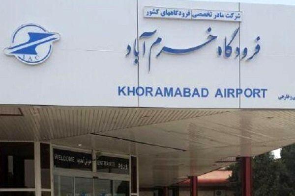 تسهیل خدمت رسانی به افراد توانخواه با خودروی حمل بیمار در فرودگاه خرمآباد