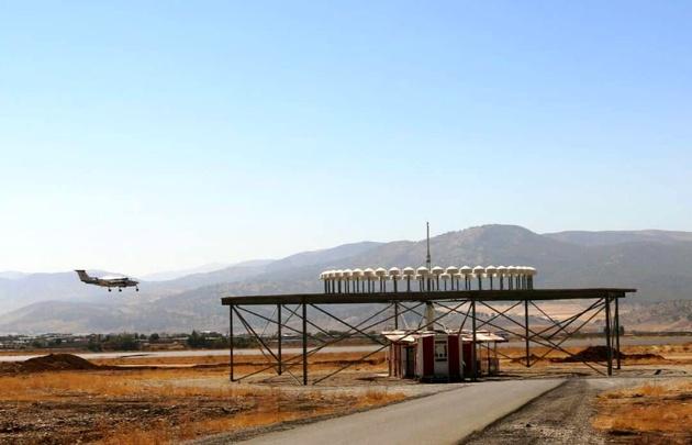 دستگاه های کمک ناوبری فرودگاه یاسوج وارسی شد