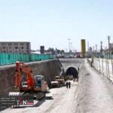 آغاز بکار نمایشگاه بین المللی تونل سازی، پل سازی و راه سازی