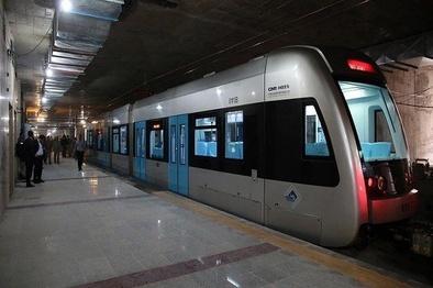 افتتاح خط دوم قطارشهری مشهد در انتظار مهمان
