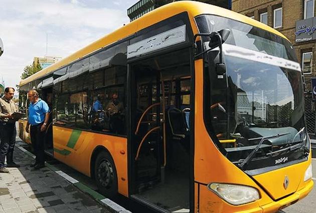 کاهش زمان تردد اتوبوسهای شهری زنجان با اصلاح خطوط