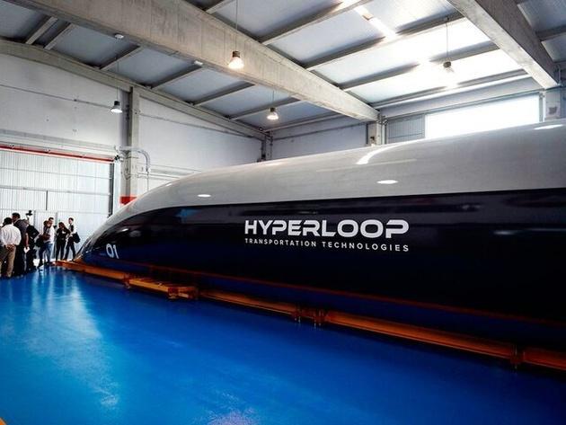 سفر به آینده با هایپرلوپ