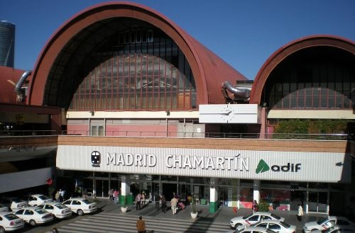 Madrid Chamartin redevelopment approved