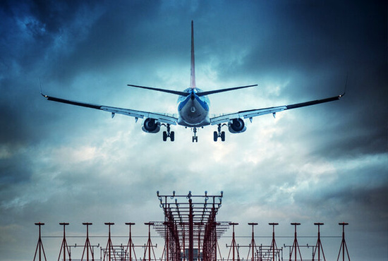 فیلم| لحظات پراضطراب مسافران پرواز آبادان به تهران