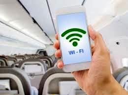 مجهز شدن خطوط هوایی به اینترنت وای فای
