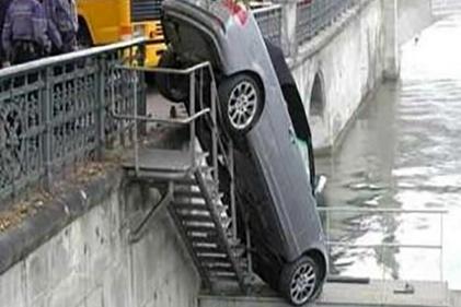 گزارش تصویری/ خندهدارترین تصادفها