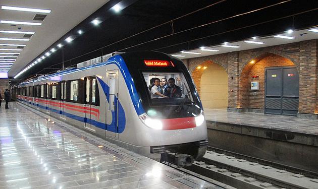 پذیرش مسافر در خط 7 مترو تهران امروز آغاز میشود