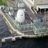 World's first liquefied hydrogen receiving terminal completed