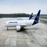 Lufthansa Cargo Orders Two Additional Boeing 777F Freighters