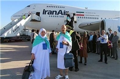 آغاز عملیات بازگشت بیش از 3800 زائر بیت الله الحرام به فرودگاه یزد