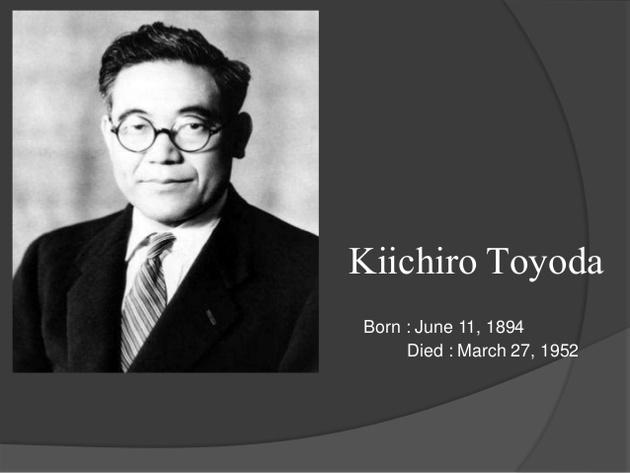 (تصاویر) 124 سالگی تولد مؤسس تویوتا