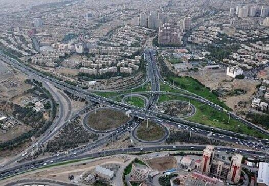 ۶ بزرگراه و ۷ دره رود تهران در خطر سیلاب + تصاویر