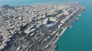 مجوز بهره برداری از اسکله صادراتی بوشهر صادر شد