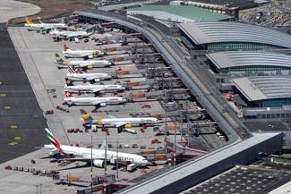 بزرگترین فرودگاه مینیاتوری جهان