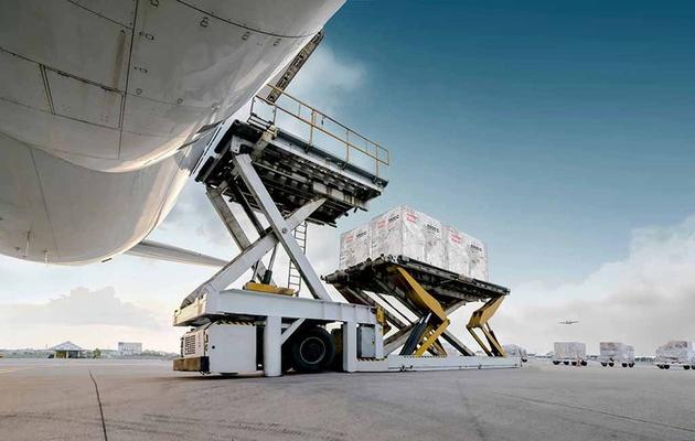 Skycell transports life-saving pharma to Baghdad