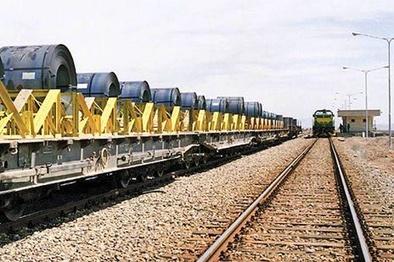 ثبات قیمت حمل ریلی فولاد در داخل بهرغم رشد بینالمللی حمل آن