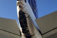 Saudia Cargo Boeing 747 suffers tailstrike during take-off Dammam Airport, Saudi Arabia