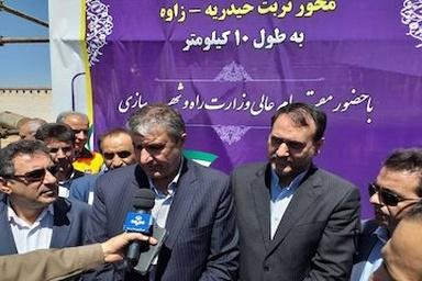 موعد افتتاح رسمی فاز یک آزاد راه تهران-شمال