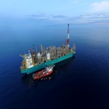 Petronas FLNG Satu Starts Production at New Site