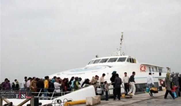 ◄ جابهجایی بیش از ۴ میلیون مسافر دریایی در اولین ماه امسال